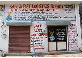 Safe and Fast logistics