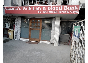 Saharia's Path Lab & Blood Bank