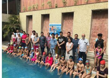 Sahil Swimming Classes