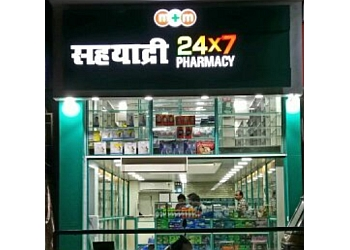 Sahyadri 24×7 Pharmacy Chemist And Druggist