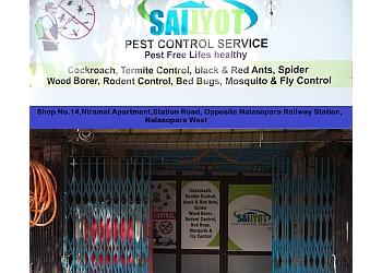 Sai Jyot Pest Control Service Nalasopara