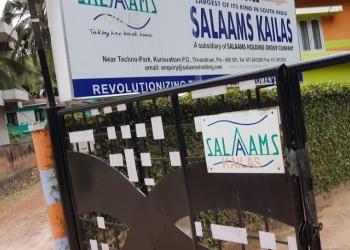 Salaams Kailas