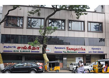 Sangeetha Vegetarian Restaurants