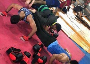 Sanshinkan MMA FitZone