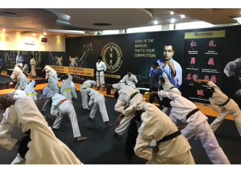 Sanshinkan Martial Arts