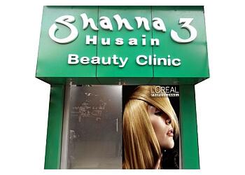 Shahnaz Husain & Loreal Professional Beauty Clinic