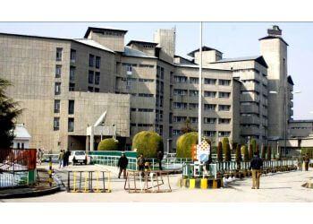 Sher-i-Kashmir Institute of Medical Sciences