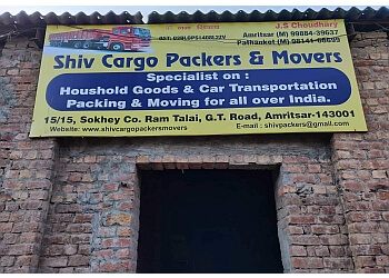 Shiv Cargo Packers & Movers