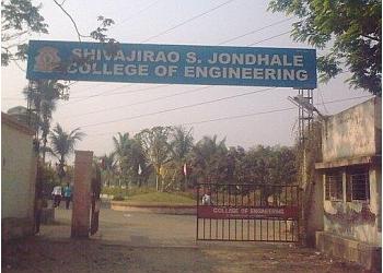 Shivajirao S Jondhale College of Engineering