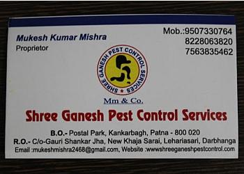 Shree Ganesh Pest Control