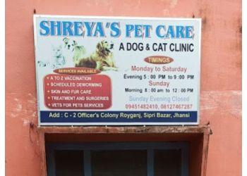 Shreya's Dog Clinic and surgical center