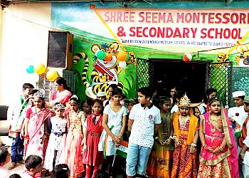 Shri Seema Montessori School