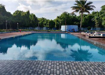 Siddharth swimming pool