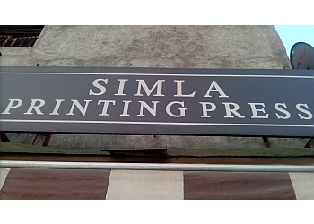 Simla Printing Press