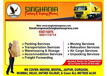 Singhania Packers & Express Movers