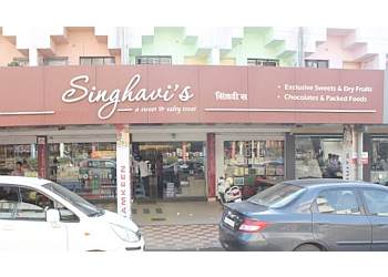 Singhavi's a Sweet and Salty Treat