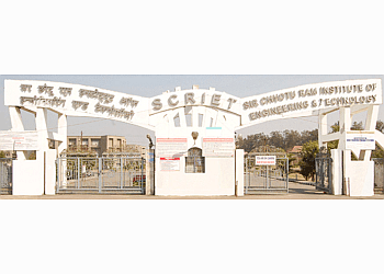 Sir Chotu Ram Institute of Engineering and Technology