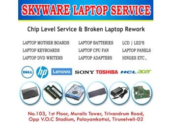 Skyware laptop services