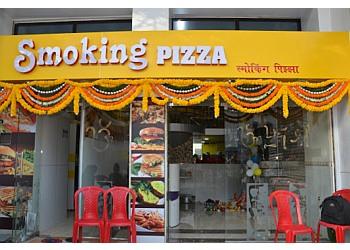 Smoking Pizza