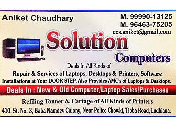 Solution Computers