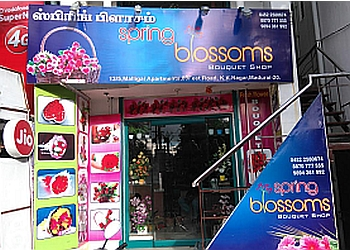 Spring Blossoms Bouquet Shop