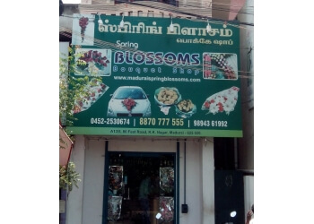 Spring Blossoms Bouquet Shop