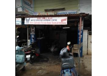 Sri Balaji Bike & scooter Works.washing center