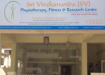 Sri Vivekananda Physiotherapy, Fitness & Research Centre