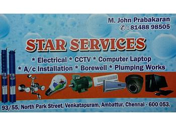Star Electrical & Plumbing Works