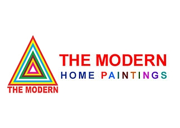 THE MODERN HOME PAINTINGS
