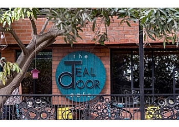 THE TEAL DOOR CAFE