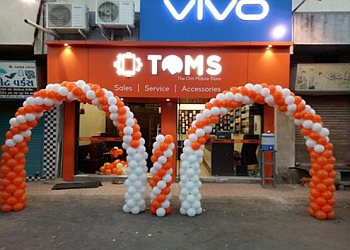 TOMS - The Om Mobile Store