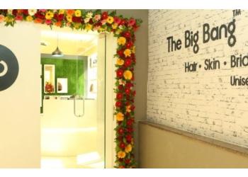 The Big Bang Salon & Bridal Studio