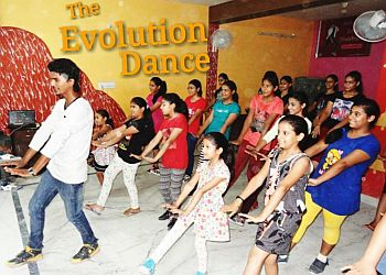 The Evolution Dance and Fitness Studio