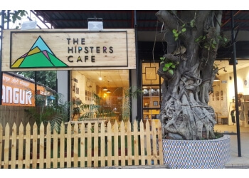 The Hipsters Cafe