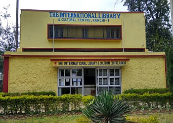 The International Library & Cultural Centre