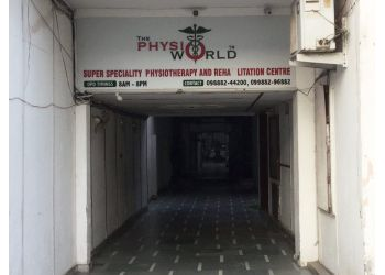 The Physio World Physiotherapy Clinic