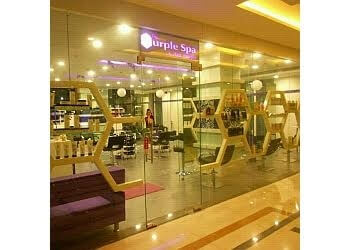 The Purple Spa & Hair Pamper