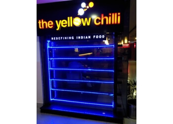 The Yellow Chilli Restaurant
