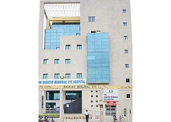 The Kashyap Memorial Eye Hospital