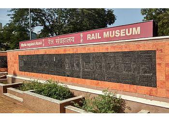 Tiruchirapalli Railway Museum
