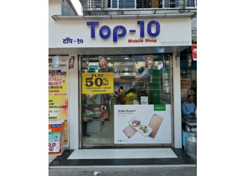 Top-10 Mobile Shop