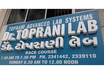 Toprani Advanced Lab Systems