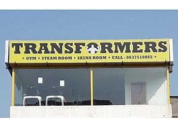 Transformer unisex multigym