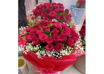 Trinetra Flower Decoration