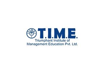 Triumphant Institute Of Management Education Pvt. Ltd. (T.I.M.E)