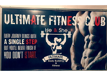 Ultimate Fitness Club