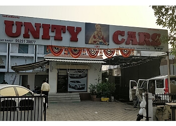 Unity Cars