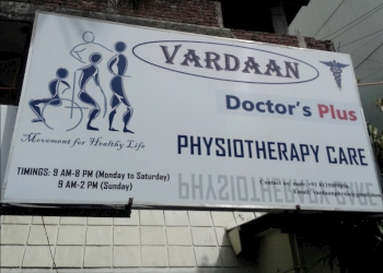 Vardaan Doctor's Plus Physiotherapy Care