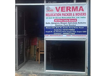Verma Relocation Packers & Movers Pvt Ltd.